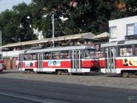 Брно. Tatra T3 №1606, Tatra T3 №1608