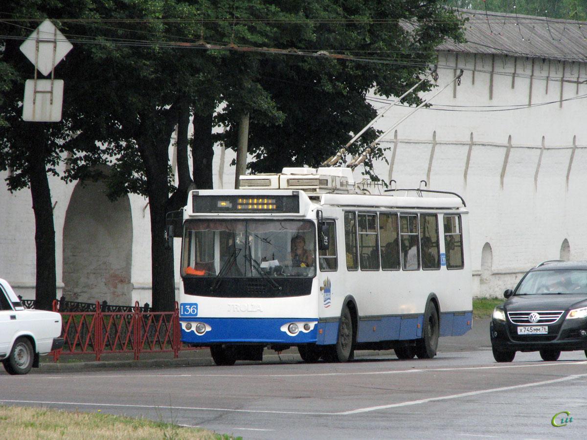 Ярославль. ЗиУ-682Г-016.02 (ЗиУ-682Г0М) №136