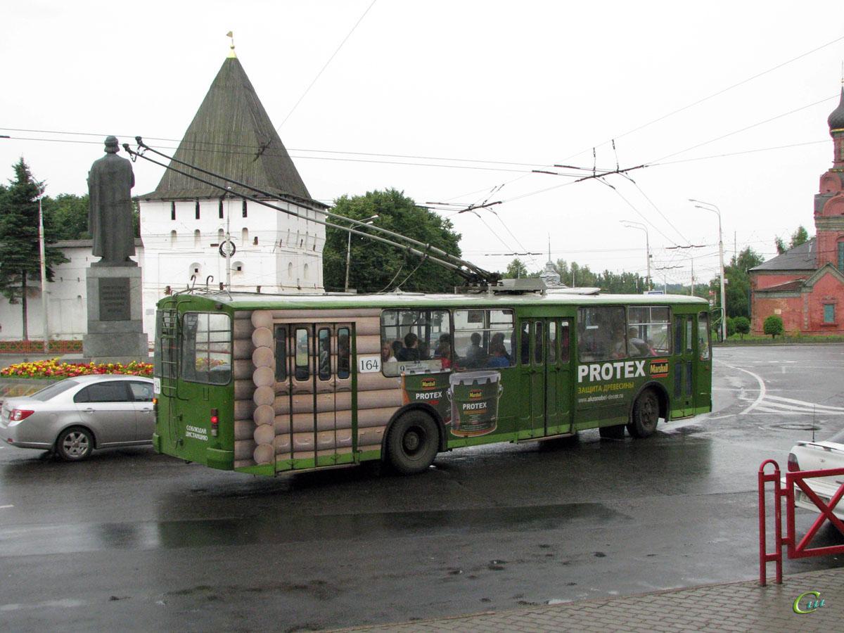 Ярославль. ЗиУ-682Г00 №164