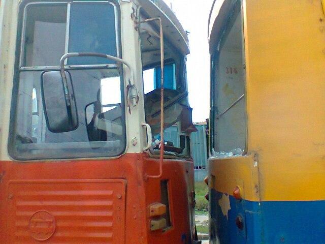 Таганрог. 71-605 (КТМ-5) №316, 71-605 (КТМ-5) №341