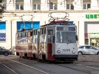 Санкт-Петербург. ЛМ-68М №7599, ЛМ-68М №7574