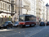 Прага. Tatra T6A5 №8616