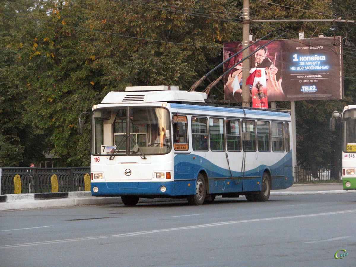 Тула. ВЗТМ-5280 №116