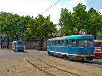Одесса. Tatra T3SU мод. Одесса №3327, Tatra T3SU мод. Одесса №4012