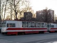 Санкт-Петербург. ЛМ-68М №5689, ЛМ-68М №5688
