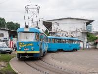 Киев. Tatra T3SU №6002, Tatra T3SU №5586