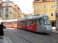 Прага. Škoda 14T №9167