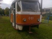 Тверь. Tatra T3 (двухдверная) №449