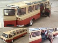 Санкт-Петербург. Автобус ЗИЛ-118 «Юность»