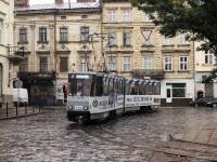 Львов. Tatra KT4 №1075