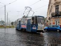 Львов. Tatra KT4 №1028