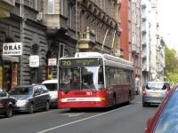 Будапешт. Ikarus 412.81T №701