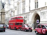 Лондон. BEA Routemaster NMY 632E