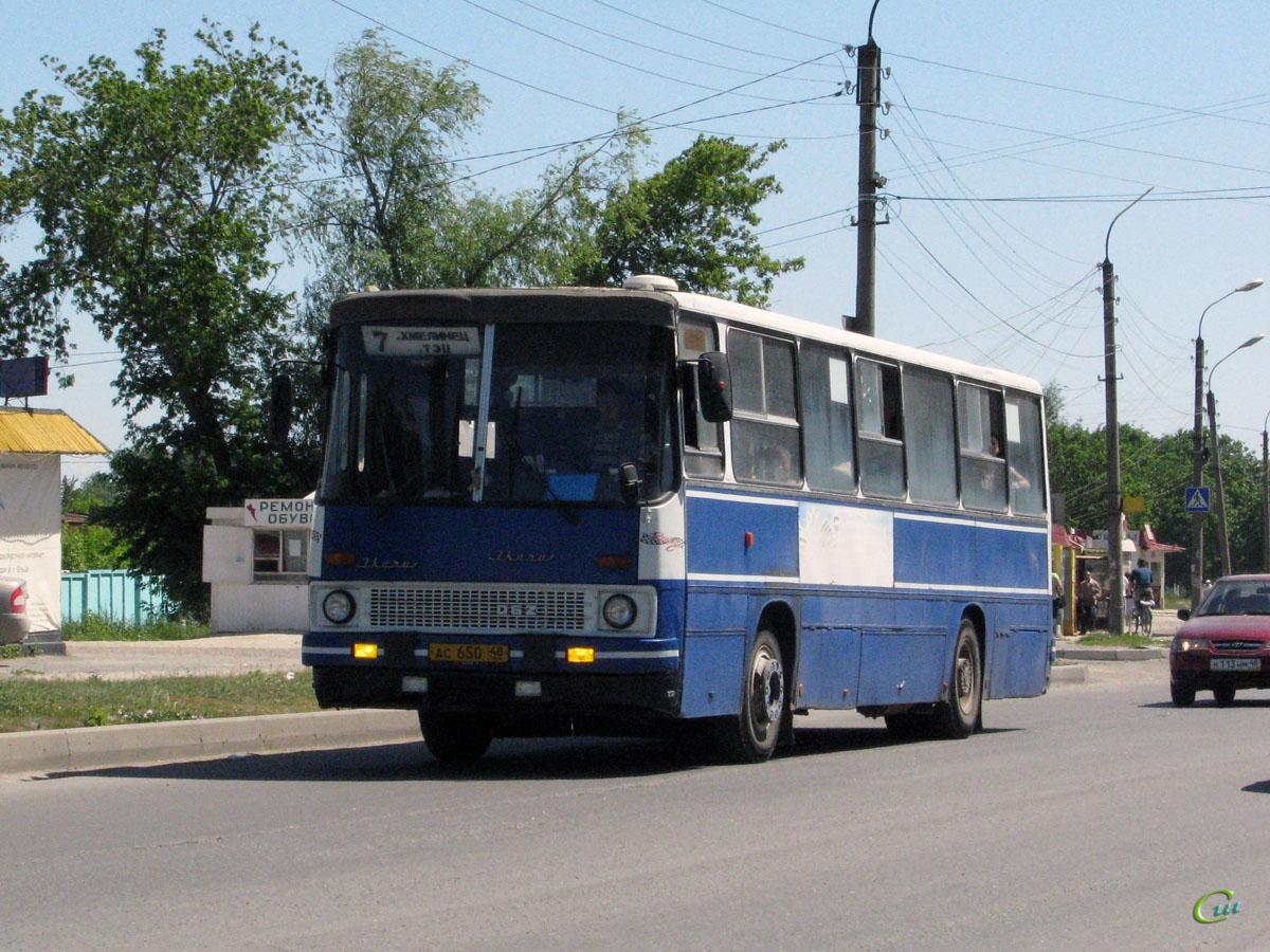 Елец. Ikarus 260.02 ас650