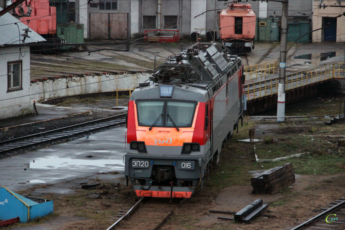 Москва. ЭП20-016