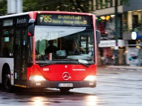 Дюссельдорф. Mercedes-Benz O530 Citaro G D-XX 6809