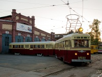 Санкт-Петербург. ЛМ-47 Слон №3521, ЛП-47 Слон №3584
