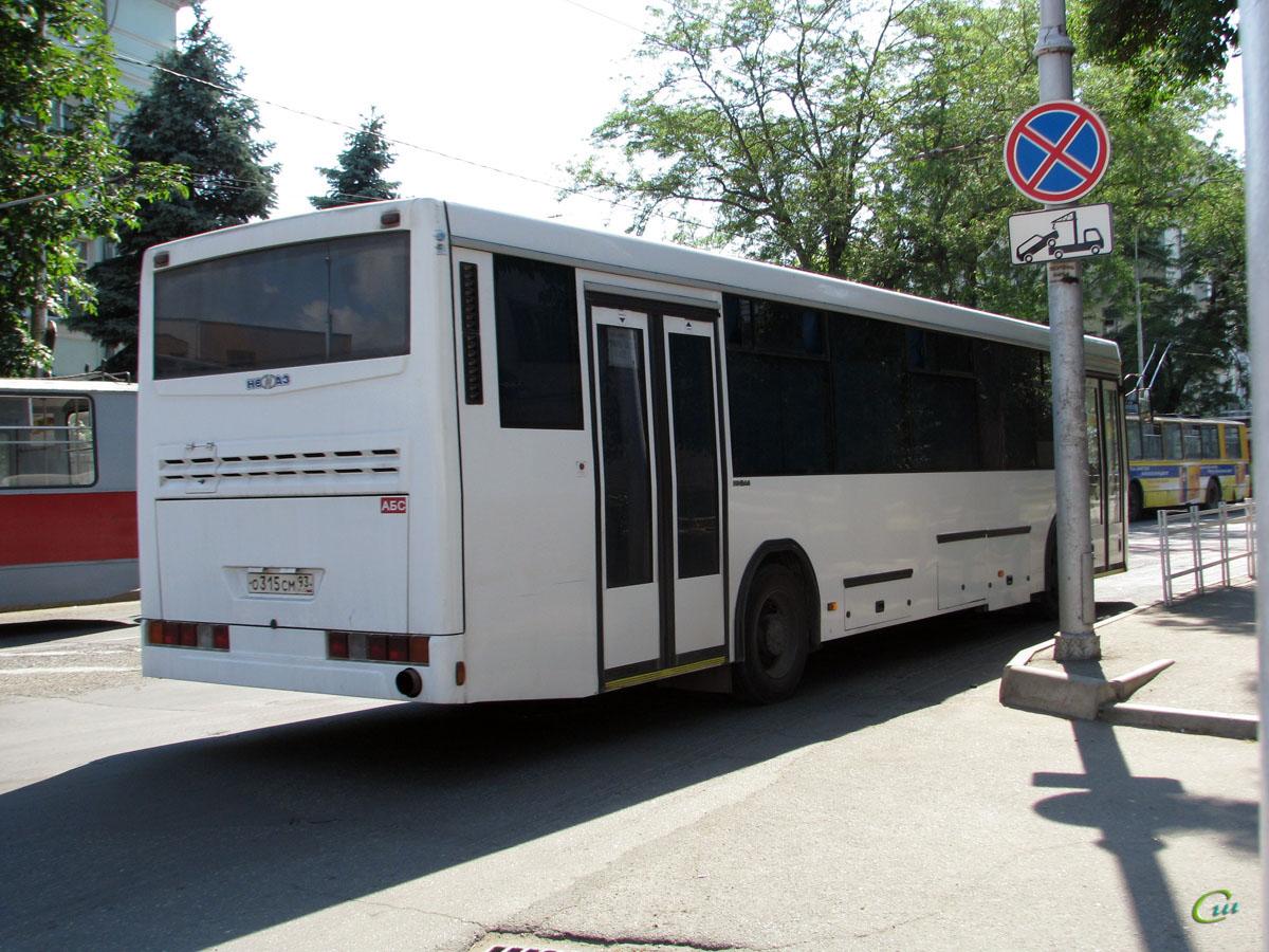 Краснодар. НефАЗ-5299 о315см