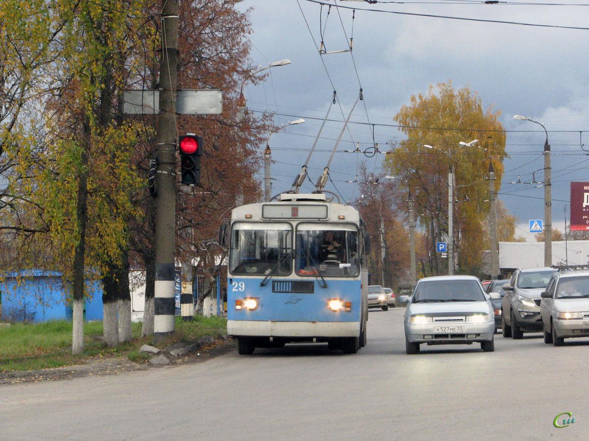 Ковров. ЗиУ-682Г-012 (ЗиУ-682Г0А) №29