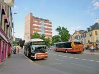 Ле-Ман. Irisbus Agora S/Citybus 12M 3937 WN 72, Irisbus Citelis 12M 7736 XM 72