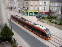 Ле-Ман. Alstom Citadis 302 №1005