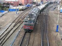 Нижний Новгород. ВЛ80т-1008