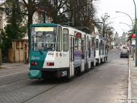 Потсдам. Tatra KT4 №255, Tatra KT4 №157