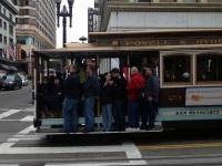 Сан-Франциско. Cable car №23