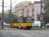 Варшава. Konstal 105N №1448, Konstal 105N №1447