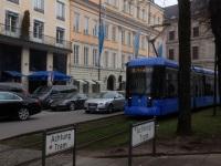 Мюнхен. Stadler Variobahn №2317
