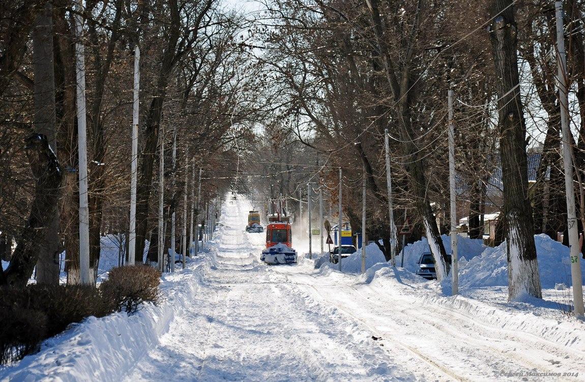 Таганрог. ВТК-01 №345, ВТК-01 №343