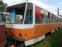 Тверь. Tatra T6B5 (Tatra T3M) №24