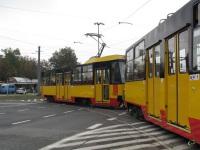 Варшава. Konstal 105N №1385