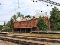 Санкт-Петербург. Станция Шувалово