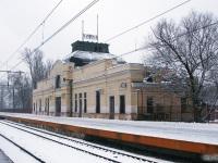 Санкт-Петербург. Витебский вокзал
