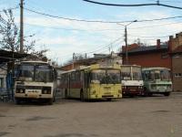Таганрог. ПАЗ-4234 сн361, ПАЗ-4234 т875аа, Ikarus 260 (280) кв625, MAN SL200 ам659
