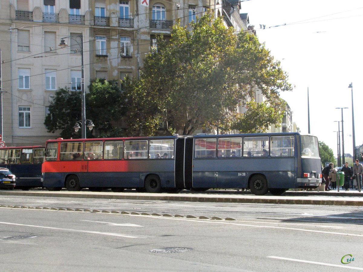 Будапешт. Ikarus 280 BPO-439