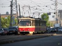 Киев. Tatra T6B5 (Tatra T3M) №027