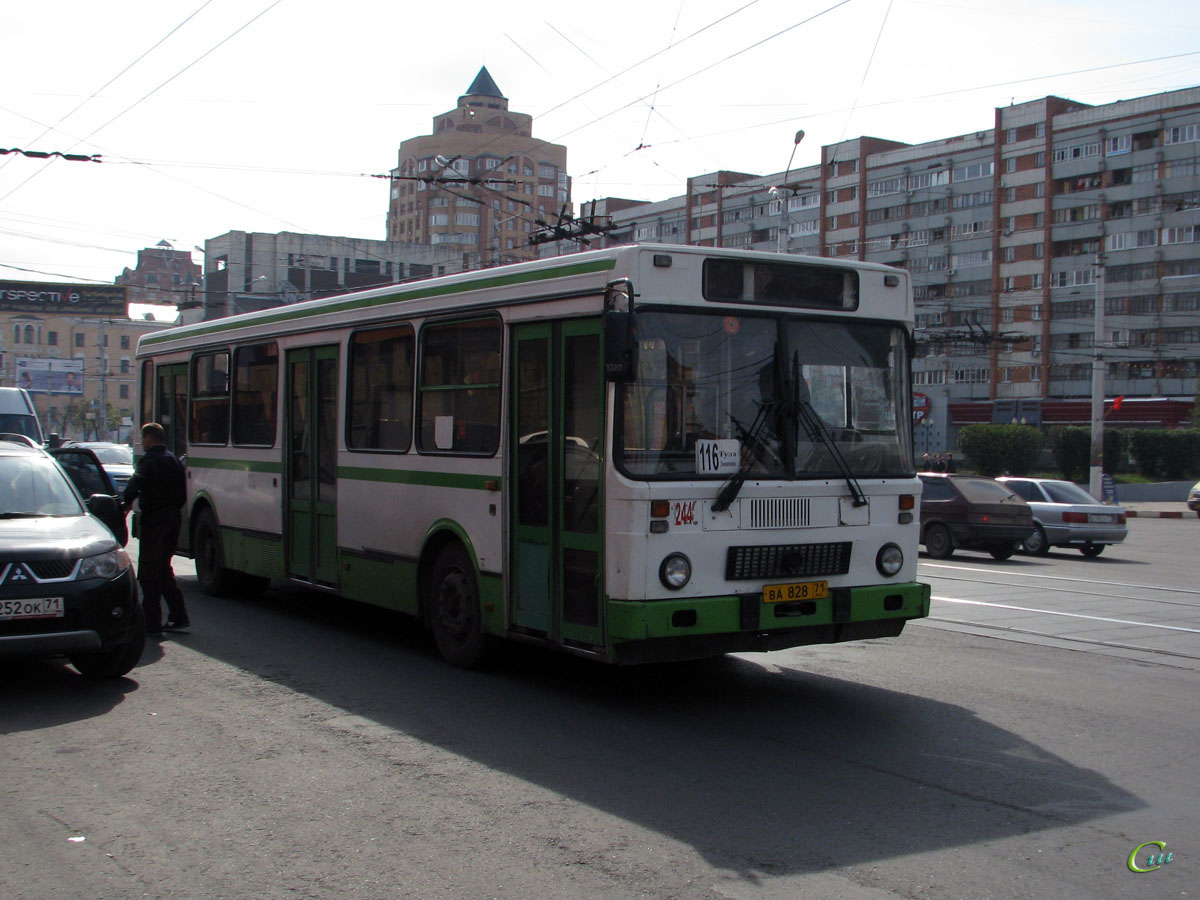 Тула. ЛиАЗ-5256.35 ва828