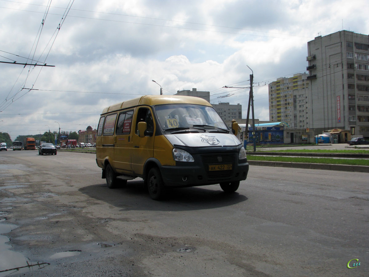 Брянск. ГАЗель (все модификации) ак422