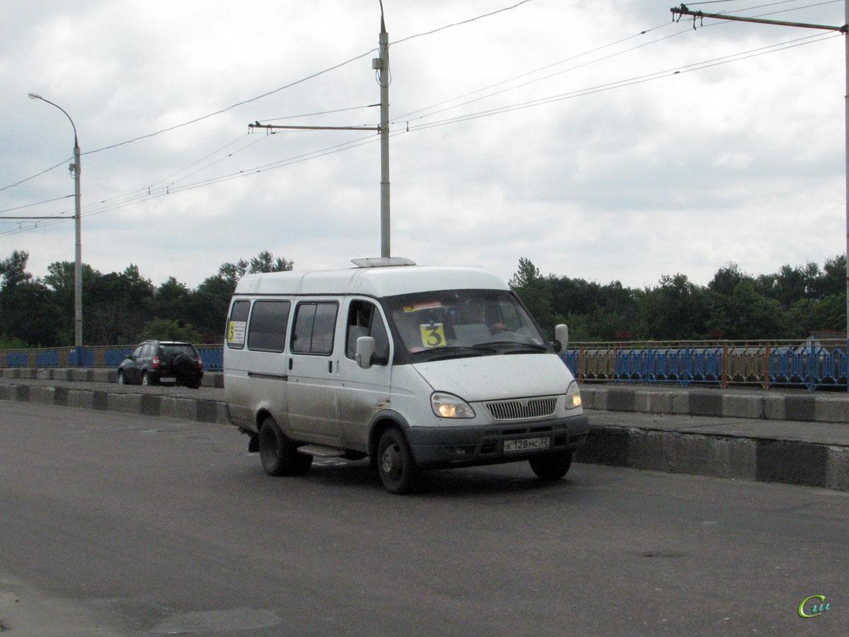 Брянск. ГАЗель (все модификации) к128мс