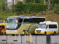 Рига. Setra S415HDH DGZ 163, Universāls (Mercedes-Benz Sprinter 516CDI) HU-9424