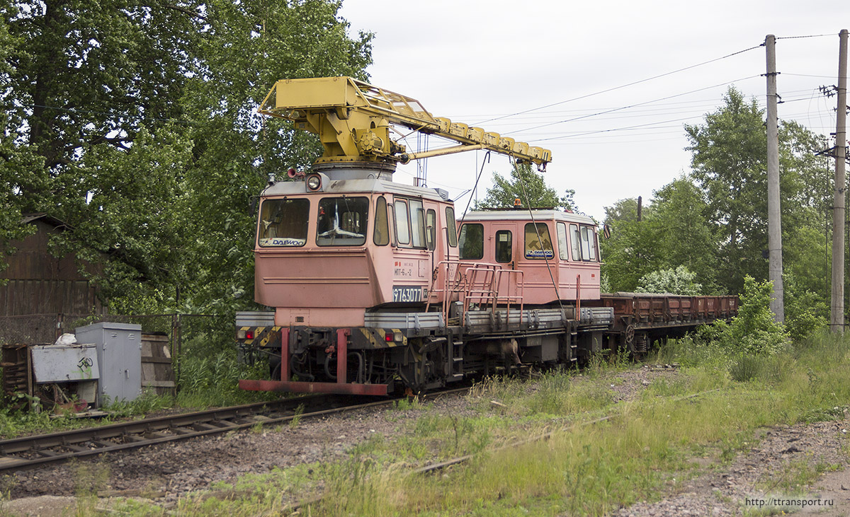 Санкт-Петербург. МПТ6-307