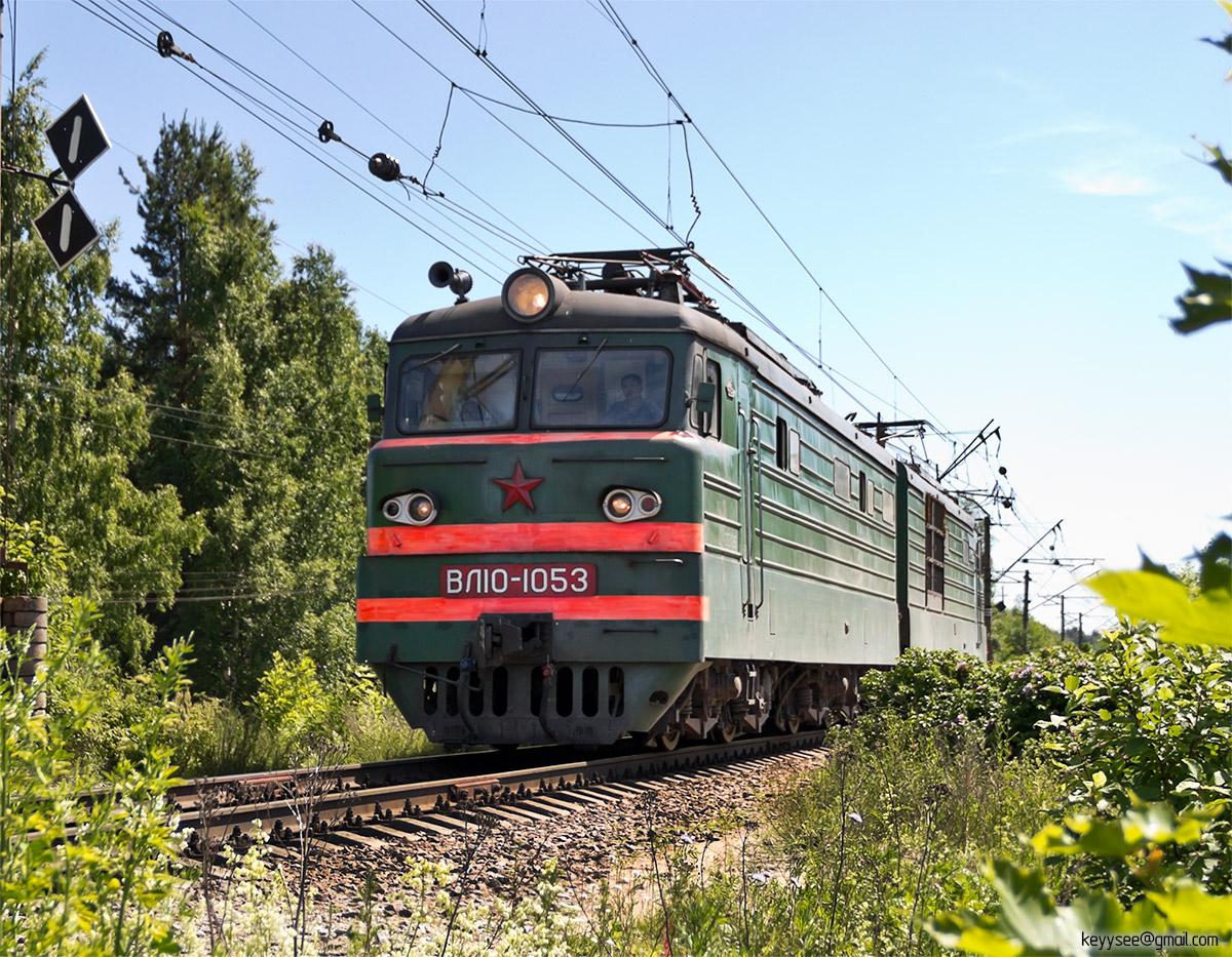 Санкт-Петербург. ВЛ10-1053