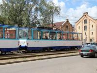 Рига. Tatra T6B5 (Tatra T3M) №32047