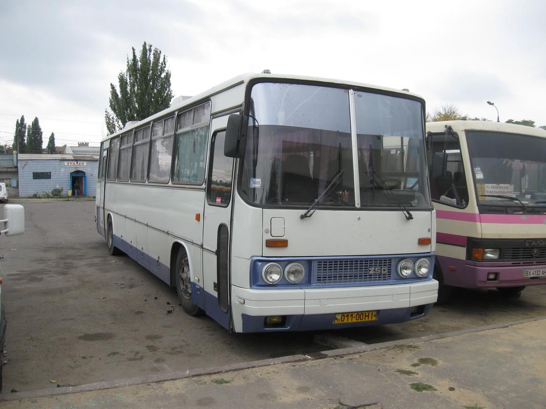 Николаев. Ikarus 250 011-00HI