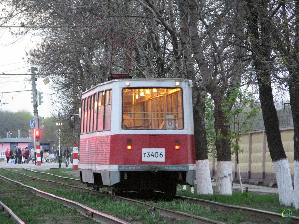Нижний Новгород. 71-605 (КТМ-5) №3406