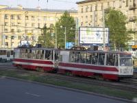 Санкт-Петербург. ЛМ-68М №5442, ЛМ-68М №5677