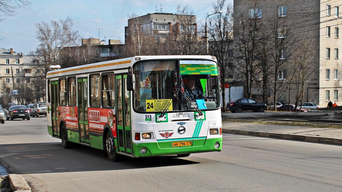 Тула. ЛиАЗ-5256.26 ар796