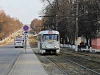 Тула. Tatra T3SU №202